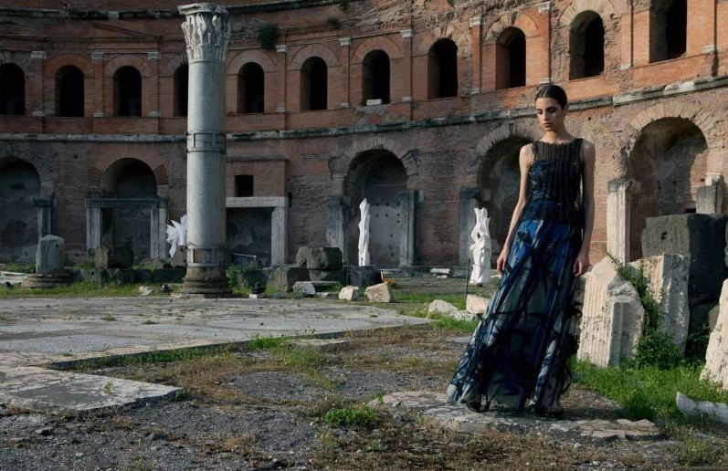 The Elegance of Food, Tales of Food and Fashion, Rome exhibit 2015