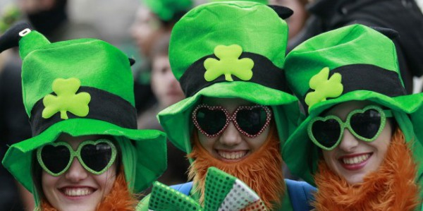 St. Patrick's Day 2015 Rome